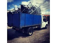 FREE SCRAP METAL COLLECTION ANY PART OF CHESTERFIELD SOME PARTS OF SHEFFIELD ALSO SCRAP CARS BROUGHT