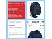 Babymule changing bag BRAND NEW