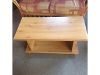 Coffee table. Good condition