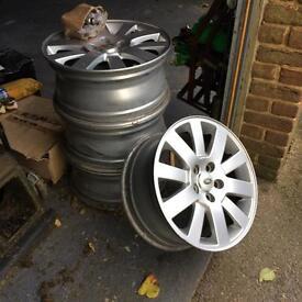 Land Rover D3 SE alloys