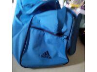 Addiads gym bag & Nike bag