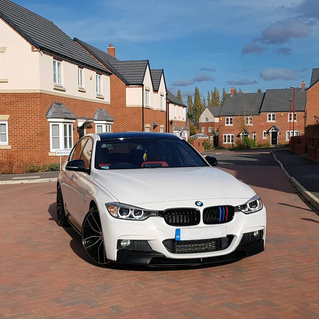 bmw 320d m performance f30 m sport 2014 in birmingham. Black Bedroom Furniture Sets. Home Design Ideas