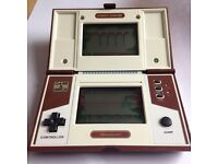 Retro Donkey Kong 2 Game and Watch