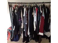 Ladies Mixed Clothes, mostly size 14 or 12. Good condition. Low prices.