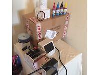 Mug press and sub mugs new in box