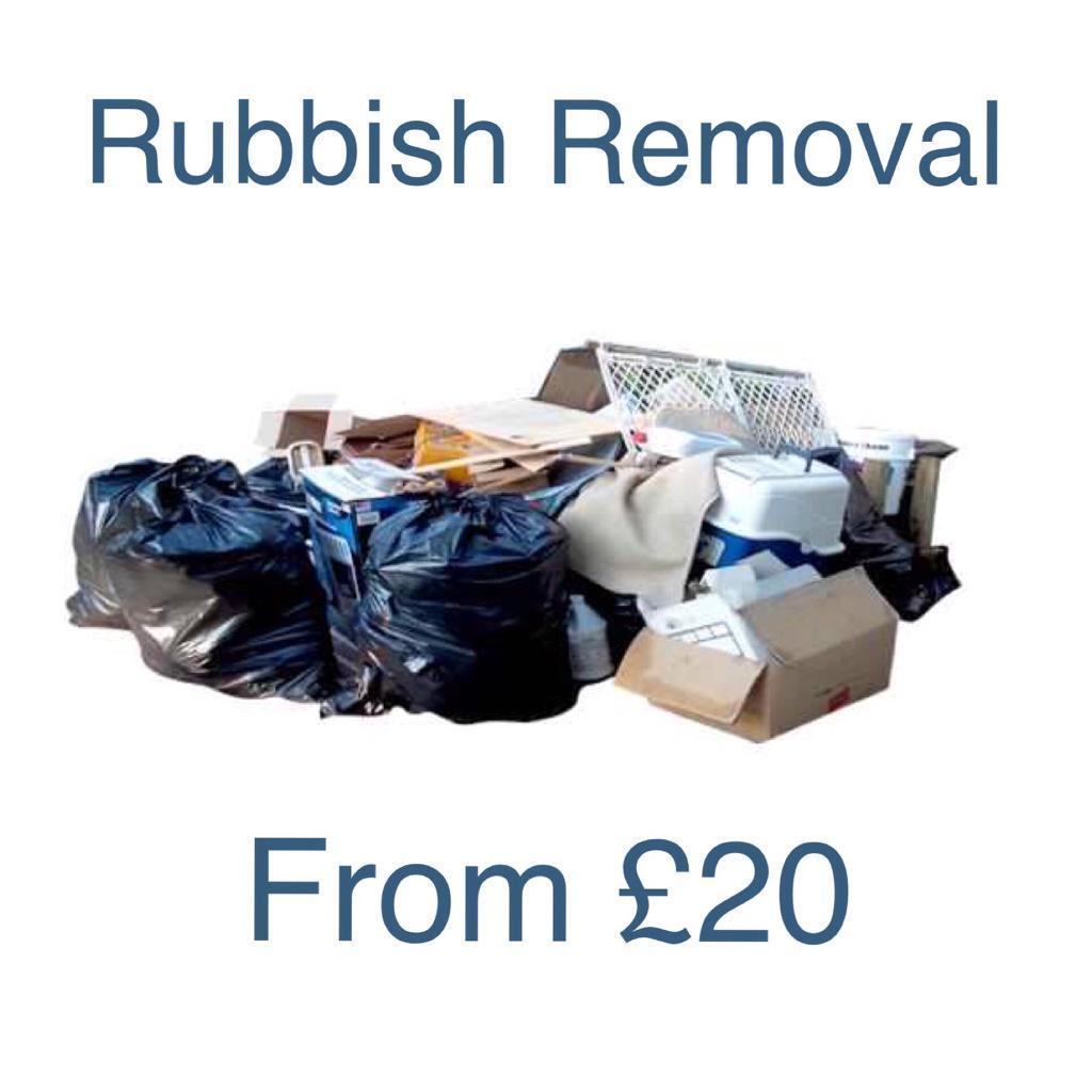 Rubbish Clearance/ Rubbish Removal in Maidstone/ Ashford/ Tunbridge Area. Prices from £20