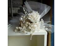 Wedding bouquet. New
