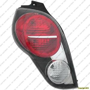 Tail Light Driver Side High Quality Chevrolet Spark 2013-2015
