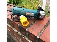 Makita right angled drill DA3010 110V