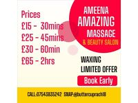 Ameena amazing massage &beauty salon