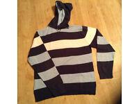 Hooded jumper - Men size M