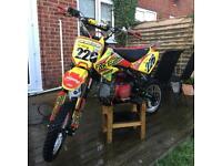 Race pit bike 160cc