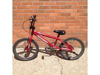 Apollo mx201 BMX bike