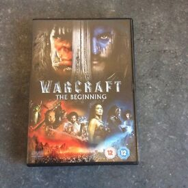 2016 New Release Warcraft