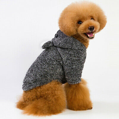 leidung Faultier Bär Dress up Costume Dog Hoodie (Faultier Dress Up)