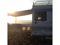 Autotrail 5 berth Motorhome Chinook in Cornwall Talbot Express MOT awning spacious and ready to go
