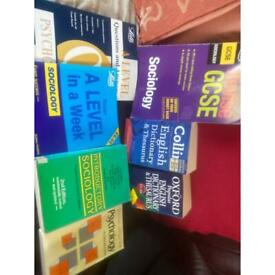 Home Schooling Books for revision & learning