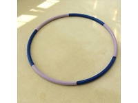 Weighted Exercise Hoop