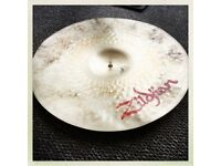 "Zildjian Oriental Crash Of Doom 18"" Thin efx crash cymbal"