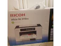 spares or repair ricoh alficoh sg 3110 dn printer x 3
