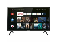 TCL 32 Inch Smart Android TV 720p HD Ready LED 2 HDMI