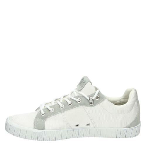 649de07a8bb undefined. undefined. undefined. undefined. 7 foto's. Replay lage sneakers  wit