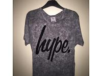 Grey hype t-shirt