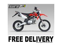 KURZ RT1 150 Enduro - Pit Bike - Pitbike - 150cc