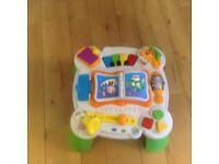 Leapfrog Learn and Groove Musical Table EXCELLENT