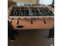 Football table perfect condition