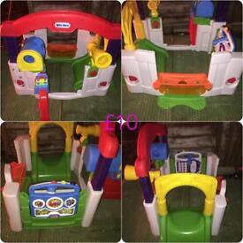 Toddlers activity set
