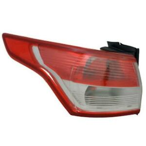New 2013 2014 2015 2016 Ford Escape Tail Light