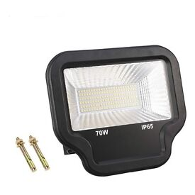 *BRAND NEW* 70W FLOODLIGHT LED, for Home Garden DIY Tools, IP65 Water Resistant, 4000K