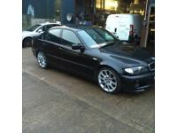 2003 bmw 320d m sport cheap trade in
