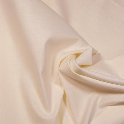 Cotton Fabric Per Yard, Cream Solid, Excellent Quality for Sewing by Springs