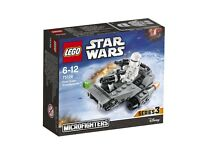 LEGO 65126 Star Wars First Order Snow Speeder Building Set