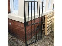 Security gate and window bars