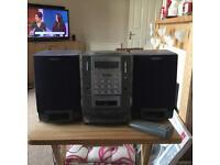 Sony midi sound system / hi-fi