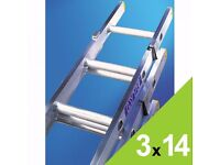 3 Section extension Ladders OFFERS CONSIDERED