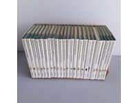 The World of Peter Rabbit Collection Boxset Beatrix Potter 23 Hardback Books