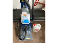 Vax rapide power jet pro carpet washer/ cleaner