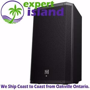 Electro-Voice EV ZLX-15P 15-INCH TWO-WAY POWERED PA DJ LOUDSPEAKER with 1000 Watts