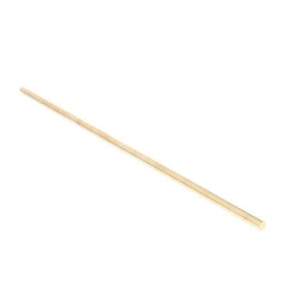 1025cm Solid Brass Round Bar Rod Stock Dia 6mm High Quality Brass