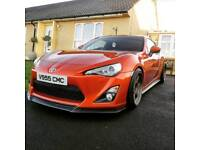 Toyota GT86 LOTS OF EXTRAS