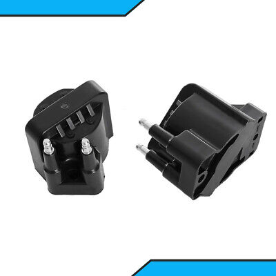 Ignition Spark Coil Set Of 2 For Chevy GMC Buick Pontiac Olds L4 2.0 2.2 2.5 US