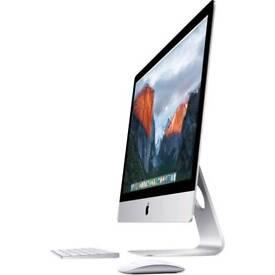 Apple iMac 27inch 5k, 8gb, 1TB.