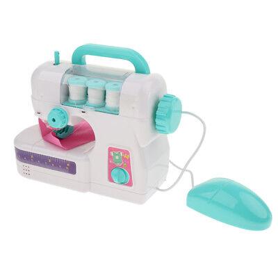 Nähmaschine kleine Spielzeug Kinder Kinder Mädchen Anfänger Handwerk (Nähmaschine Spielzeug)