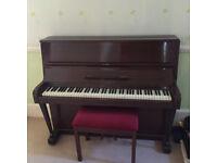 Good quality piano