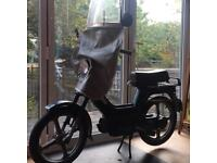Piaggio Vespa Px Si 50 cc Iconic Vintage Moped / Bicycle Mobylette 2 seater Mot 1y Like Ciao