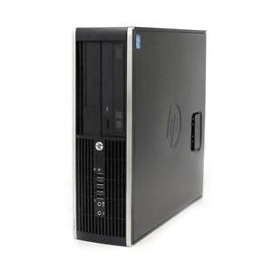 HP Compaq Pro 6300 - Desktop PC - i5 Quad-Core 3.2GHz (i5-3470) Processor - 4GB RAM - 500GB Hard Drive - Windows 7
